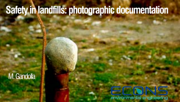 Safety in landfills: Photographic documentation
